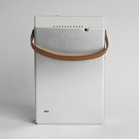 Merde! - Industrial design (Braun TP1 | Portable... #braun #design