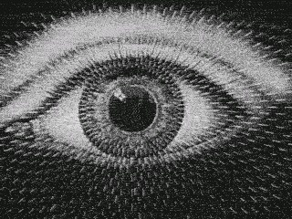 Chimes&Rhymes | innovative design and new techniques in visual artistry #white #animated #black #eye #vision #gif