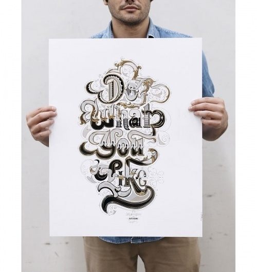 Eight Hour Day » Blog #type #poster