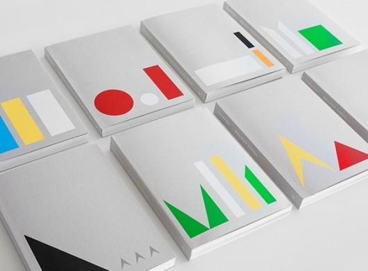 Visual Journal #colour #blocks #grey