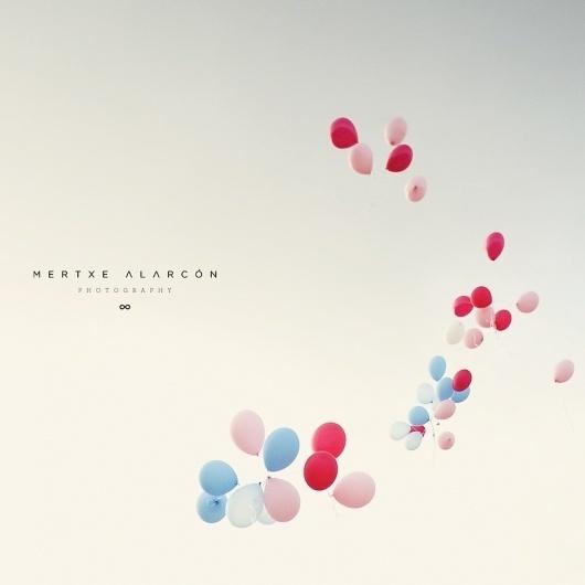 obra personal « Juegos de Luz {by Mertxe Alarcón} #balloons
