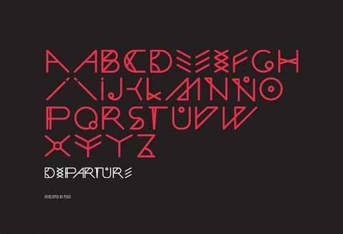 Typographic Research #type