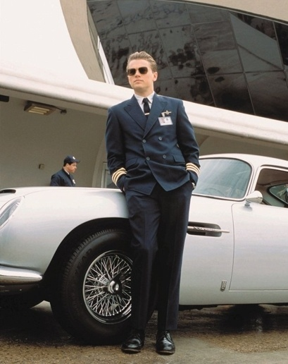 The 25 Most Stylish Criminals in Movies: Style: GQ #dicaprio #you #me #leonard #catch #frank #if #abagnale #jr #can