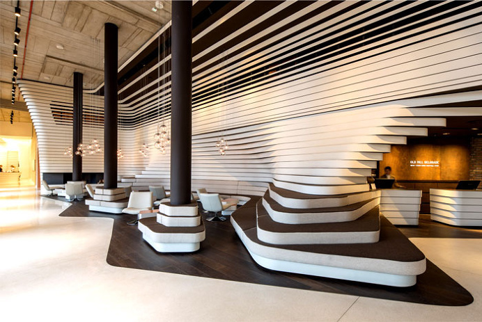 Contemporary Concept of Beograd Hotel by CRAFT - #hotel #architecture architecture & Best - Hotel Architecture Bar Restaurant images on Designspiration