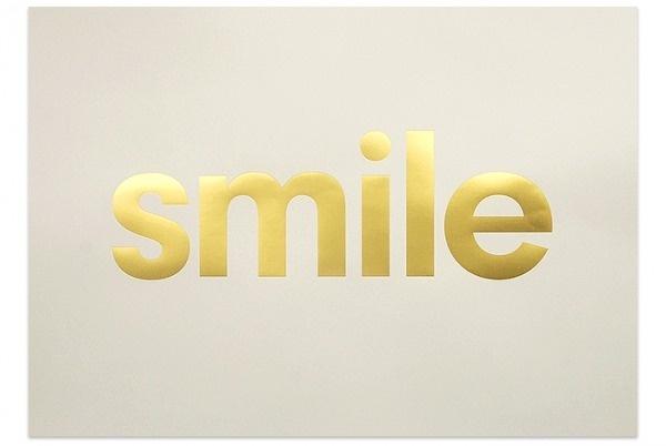 LOVE, INTIMIDATION & INSTANT GRASS « KOEKALOOKS #smile #gold #foil
