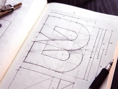 FFFFOUND! | Dribbble - Brage Media Sketch by Jens Obel #jens #media #brage #obel #sketch