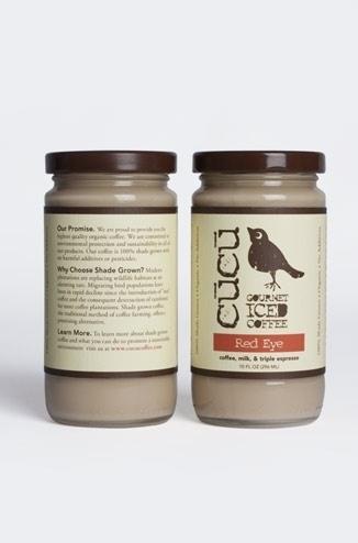 Carly Lane Design Portfolio | Cucu Coffee #packaging #organic #coffee #bird