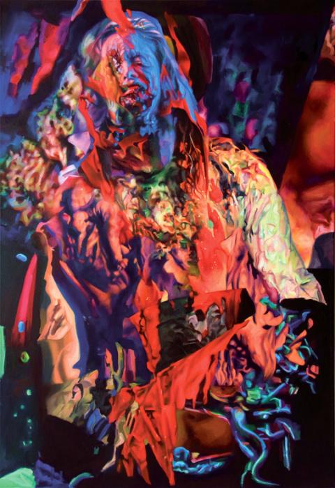 Francine Spiegel   PICDIT #painting #paint #colour #art