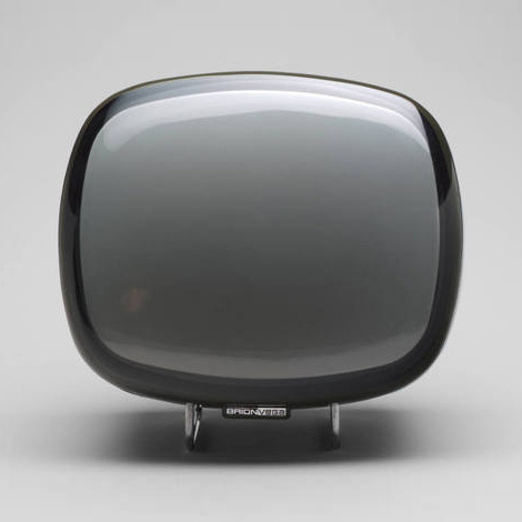 Brionvega Doney 14 TV #inspiration #design #retro #product #tv