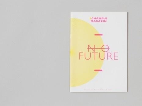 Schampus Magazine – 64 | Alexander Lis #print #design #zine