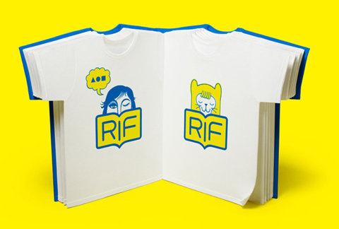 Reading is Fundamental is Fun Brand New #yellow