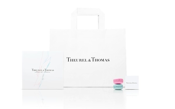 Theurel & Thomas by Anagrama #identity