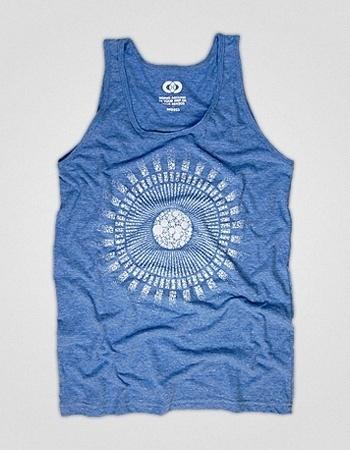Ross Gunter #clothing #apparel #print #vest #btg #gunter #ross