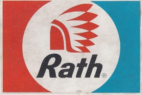 Rath Meat Packing Company | Flickr - Photo Sharing! #logo #illustration #vintage #custom #type