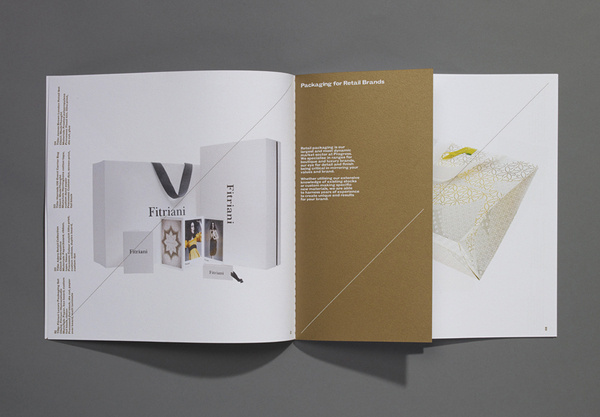 Design Project: Progress Packaging — Collate #brochures #process