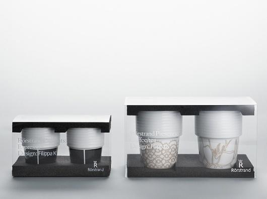 Rörstrand | Stockholm Designlab #packaging #branding