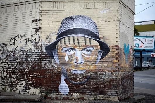 The Fauxreel Interview - unurth | street art #grafitti #art #street