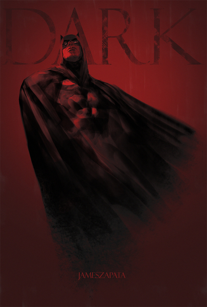 Dark by jameszapata on deviantART #batman