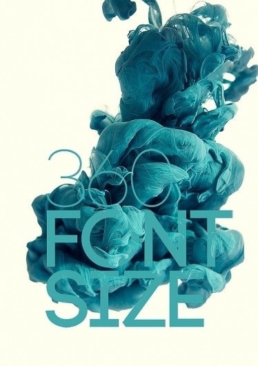 CODE Pro on the Behance Network #font #poster #typography
