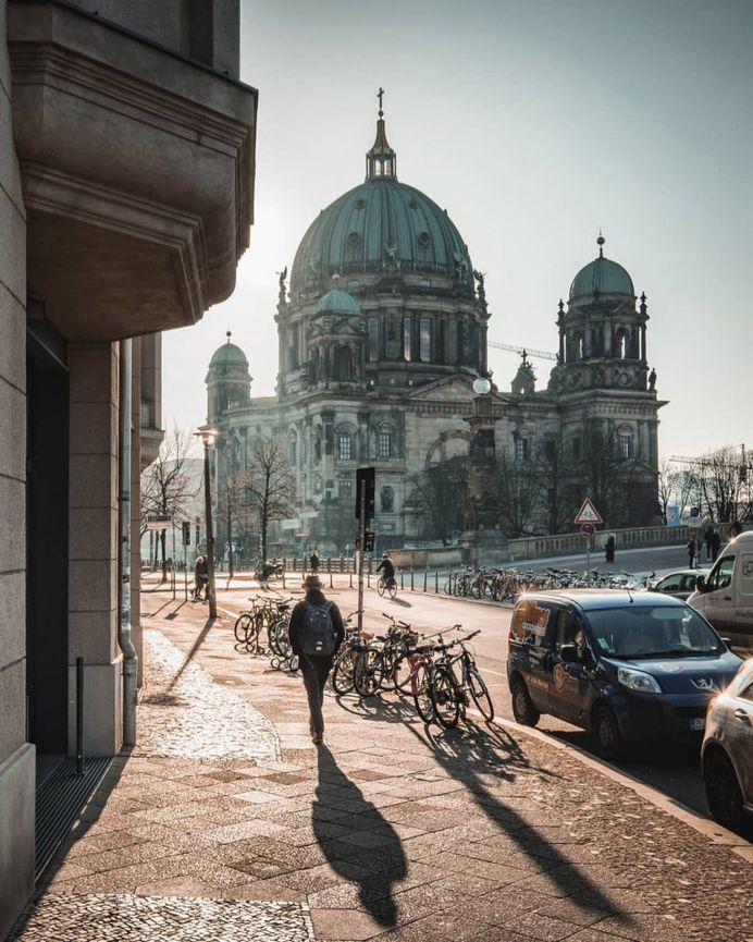 Meet Joerg Nicht, Instagram Star Who Shoots Magnificent Street Photos of Berlin