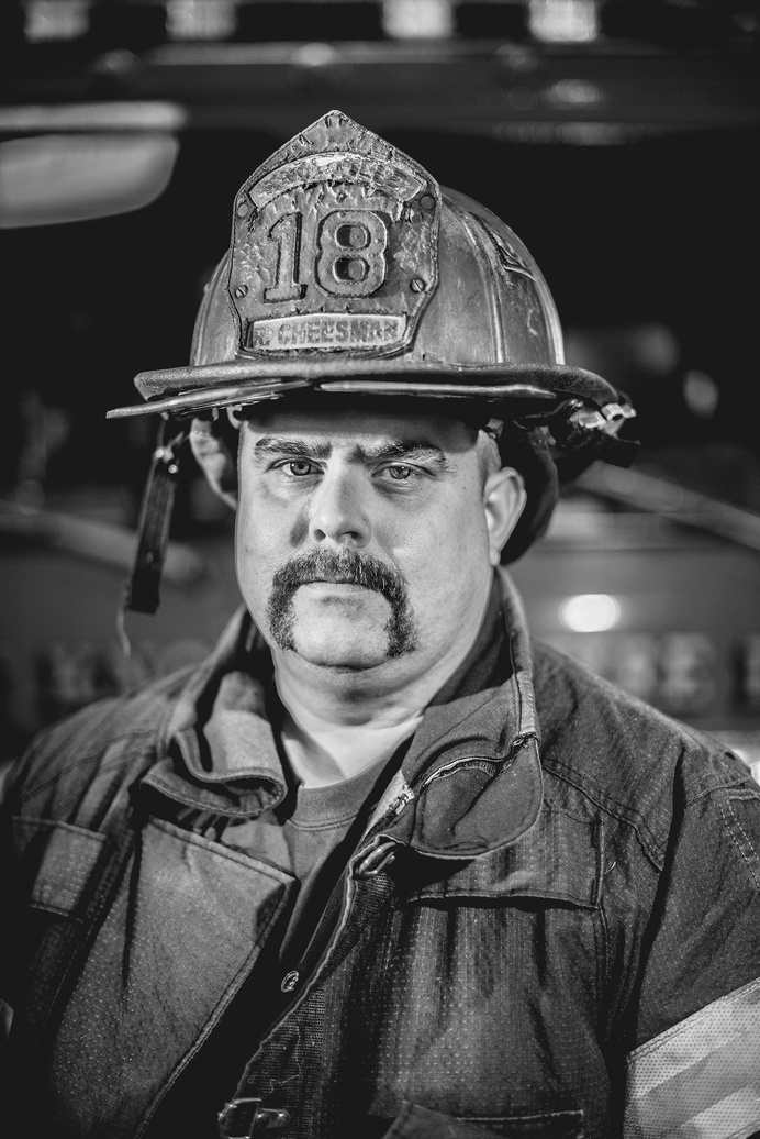 Engine No. Knoxville #white #b&w #black #tn #fire #and #firemen #knoxville