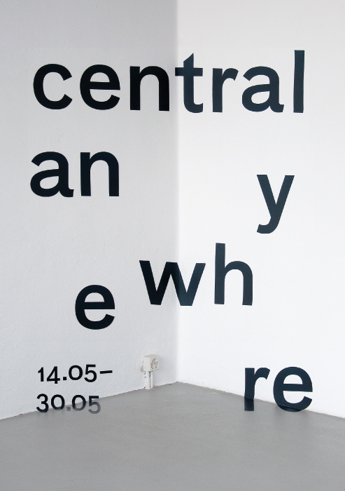 Central anywhere #poster