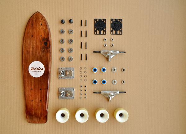 Despliegue Ibérica Skateboards #wheels #iberica #aligned #wood #skateboard #organized #kate