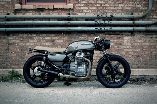 1978 Honda CX500 #custom #honda #cx500 #moto #motocycles