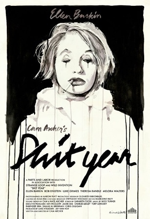 shit-year-movie-poster-e7906.jpg (JPEG Image, 308x450 pixels) #ellen #movie #year #noir #shit #poster #barkin #typography