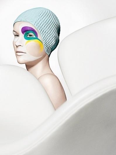 Buamai - danish finest #fashion #photo #color #woman