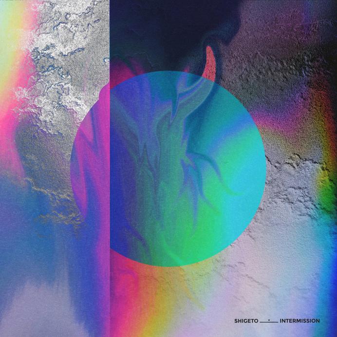 Shigeto - Intermission Artwork by Quentin Deronzier #albumcover #albumart #artwork #shigeto #music