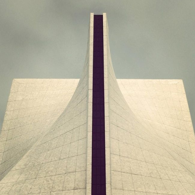 Stunning Architecture Photography by Sebastian Weiss