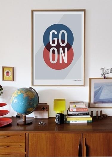 gva studio - typo/graphic posters #print #photography #gva #poster #duotone #typography