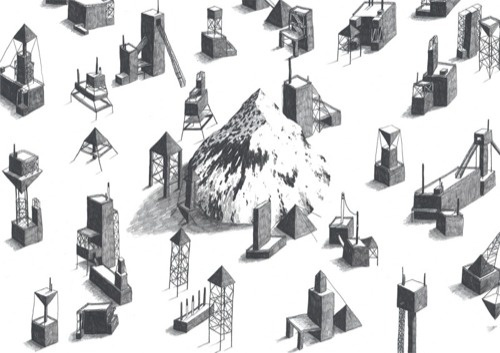 Jamie Mills « PICDIT #illustration #drawing