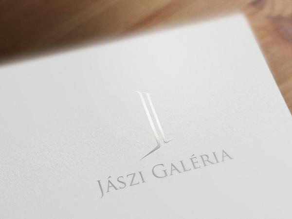 Jászi Gallery on Behance #gallery #branding #budapest #hungary #logo