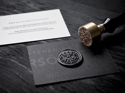 Hörst gets Hot - Brand New #fashion #stamp #german #stationery