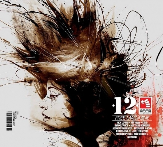 grab magazine on yay!everyday #design #graphic #art
