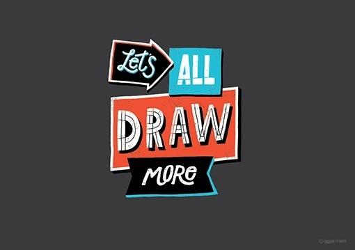 tumblr_mr72524VWM1rygo2ho1_1280 #quote #lettering #illustrations