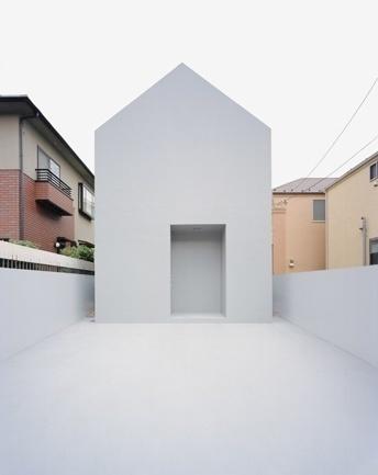 1.jpg (344×433) #house #modern #datar #architecture #minimal #japan