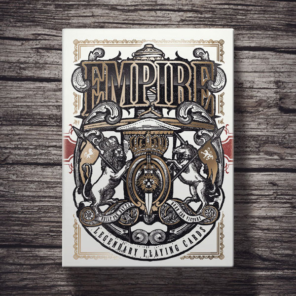 Empire Cards #packaging #cards