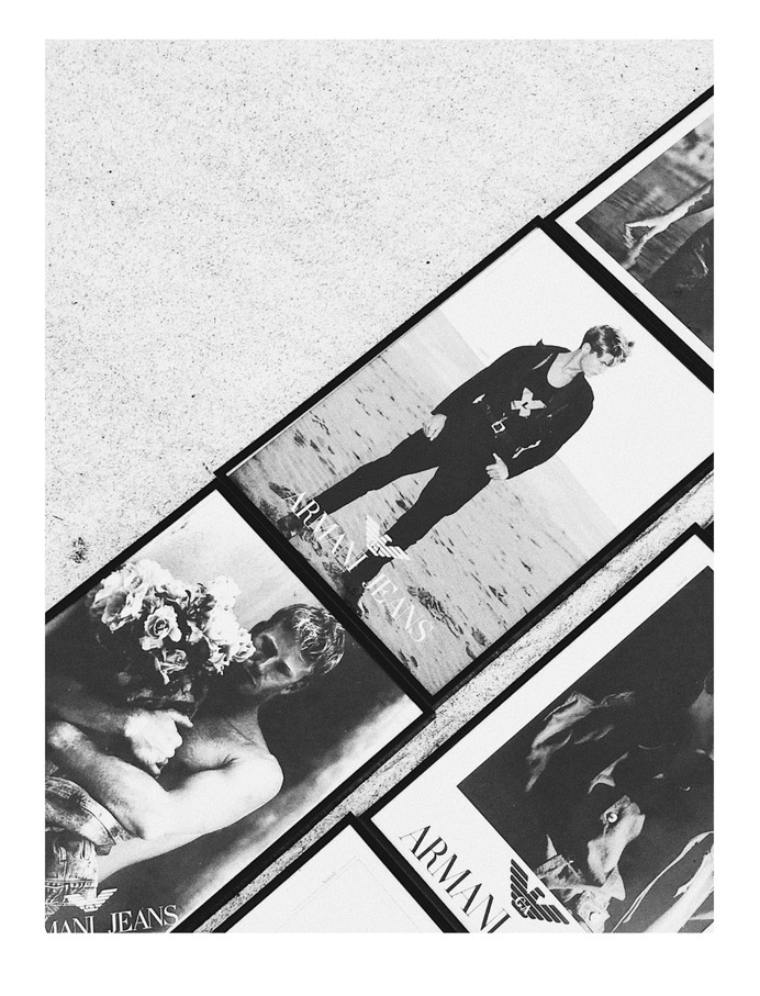 #fleamarket #ddorf #armani #photography #blackandwhite #vsco © [ catrin mackowski ]