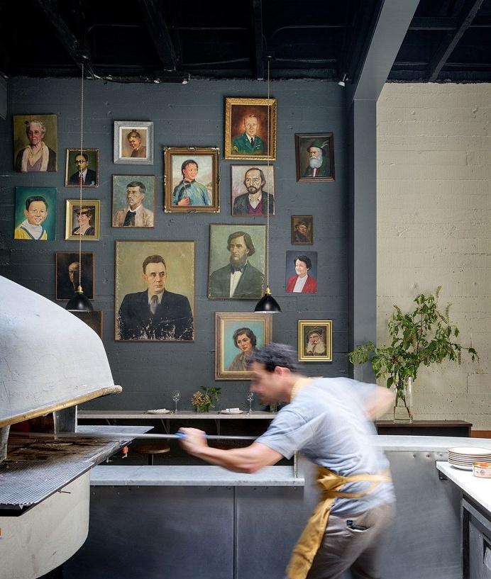 Del Popolo Restaurant by Jessica Helgerson Interior Design 2