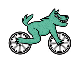 Illustration Bike Mode