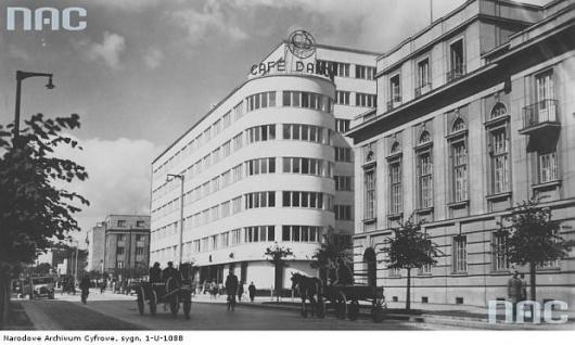 Gdynia: gmach Zakładu Ubezpieczeń Społecznych #poland #modernist #gdynia