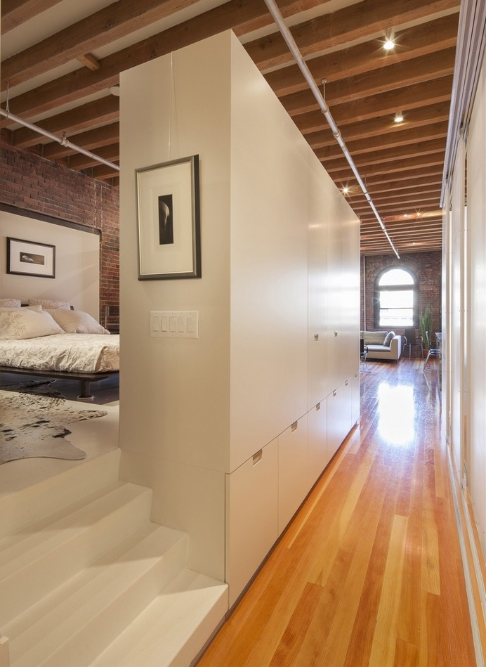Leather District Loft by Luz Architects Studio