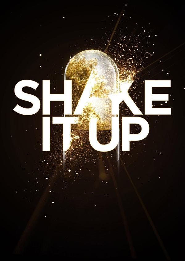 SHAKE IT UP #ycn #professional #awards