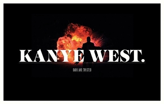 Page. The Magazine — 12 #explosion #page #west #kanye #twisted #dark #magazine