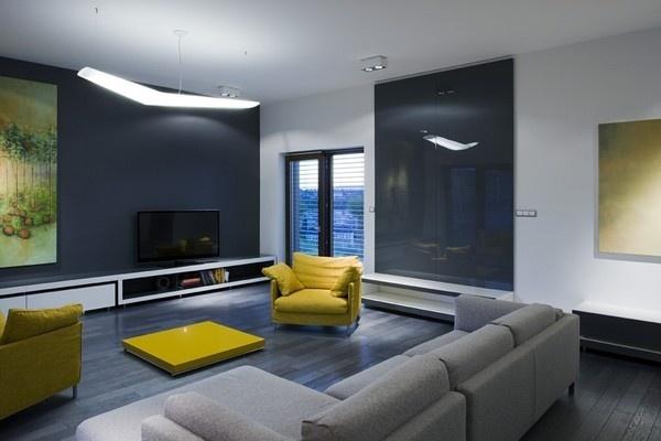 Decor R House a Minimalist Villa in Hungary Decorating Pictures #interior #design #decor #home #furniture #architecture