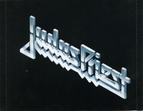 Typeverything.com @typeverythingJudas Priest logo.Via Designersgotoheaven.com #yeah #fuck #priest #judas
