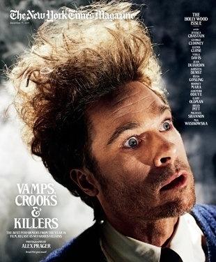 Brad Pitt Touched by Evil | Movie Talk - Yahoo! Movies #kramer #brad #photography #york #pitt #magazine #new